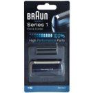 Braun CombiPack Series1 11B Fólia és vágó  2 db