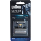Braun CombiPack Series3 30B Foil and Cutter (Compatible with Series 3, Series 1, SmartControl, TriControl) 2 pc