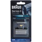 Braun CombiPack Series3 30B planžeta a stříhací lišta  2 ks
