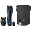 Braun Beard Trimmer BT5030 cortabarbas Blue (20 Length Settings)