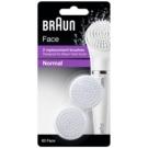 Braun Face  80 Normal náhradní hlavice 2 ks  2 ks