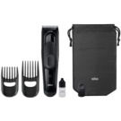 Braun Hair Clipper HC5050 Haarschneider Black (17 Length Settings)