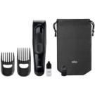 Braun Hair Clipper HC5050 maquinilla cortapelos  Black (17 Length Settings)