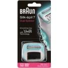 Braun Silk épil 7 Dual náhradná hlava so žiletkami Braun (771 WD/781 WD)