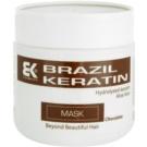 Brazil Keratin Chocolate máscara para cabelo danificado (Mask) 500 ml