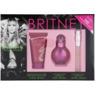 Britney Spears Fantasy Gift Set IV. Eau De Parfum 30 ml + Eau De Parfum 10 ml + Body Milk 50 ml