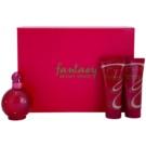 Britney Spears Fantasy Geschenkset II. Eau de Parfum 100 ml + Körpercreme 100 ml + Duschgel 100 ml