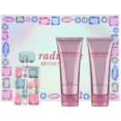 Britney Spears Radiance set cadou  Eau de Parfum 50 ml + Lotiune de corp 100 ml + Gel de dus 100 ml