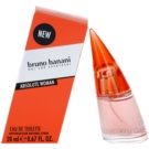 Bruno Banani Absolute Woman Eau de Toilette für Damen 20 ml