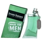 Bruno Banani Made for Men Eau de Toilette para homens 50 ml