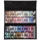 BrushArt Color paleta de sombras  com espelho pequeno (128 Color)