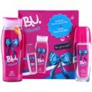 B.U. My Secret zestaw upominkowy I. dezodorant z atomizerem 75 ml + żel pod prysznic 250 ml