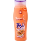 B.U. In Action - My Smoothies! Yogurt + Papaya sprchový gel pro ženy 250 ml