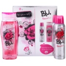 B.U. RockMantic Geschenkset II. Deo-Spray 150 ml + Duschgel 250 ml