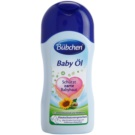 Bübchen Baby aceite para el cuidado de la piel para pieles sensibles (with Sunflower Oil and Shea Butter) 200 ml