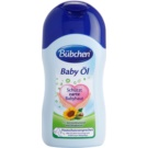 Bübchen Baby aceite para el cuidado de la piel para pieles sensibles (with Sunflower Oil and Shea Butter) 400 ml