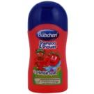 Bübchen Kids sampon és tusfürdő gél 2 in 1 utazási csomag Himbeere 50 ml