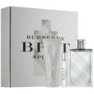 Burberry Brit Splash Geschenkset I.  Eau de Toilette 100 ml + Eau de Toilette 7,5 ml