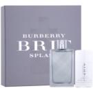 Burberry Brit Splash Geschenkset III.  Eau de Toilette 100 ml + Deo-Stick 75 ml
