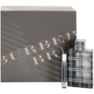 Burberry Brit Men set cadou IV.  Apa de Toaleta 100 ml + Apa de Toaleta 7,5 ml