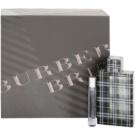 Burberry Brit Men set cadou IV. Apa de Toaleta 100 ml + Apa de Toaleta 7,5 ml