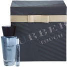 Burberry Touch for Men darilni set II. toaletna voda 100 ml + toaletna voda 10 ml