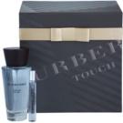 Burberry Touch for Men set cadou II.  Apa de Toaleta 100 ml + Apa de Toaleta 10 ml