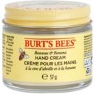Burt´s Bees Beeswax & Banana crema de maini (Beeswax & Banana) 57 g