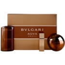 Bvlgari AQVA Amara Geschenkset II. Eau de Toilette 100 ml + Eau de Toilette 15 ml + Duschgel 200 ml