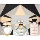 Bvlgari Jasmin Noir Mon zestaw upominkowy VII. woda perfumowana 50 ml + woda perfumowana 15 ml + mleczko do ciała 40 ml