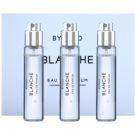 Byredo Blanche parfémovaná voda pro ženy 3 x 12 ml (3x náplň s rozprašovačem)