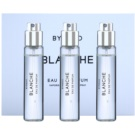 Byredo Blanche Eau de Parfum for Women 3 x 12 ml (3x Refill with Vaporiser)