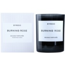 Byredo Burning Rose vonná svíčka 240 g