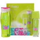 C-THRU Lime Magic coffret II. deo stick 75 ml + gel de duche 250 ml