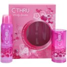 C-THRU Lovely Garden Geschenkset I. Eau de Toilette 30 ml + Deo-Spray 150 ml