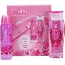 C-THRU Lovely Garden Geschenkset III. Deo-Spray 150 ml + Duschgel 250 ml