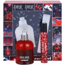 Cacharel Amor Amor coffret XII. Eau de Toilette 100 ml + Eau de Toilette 20 ml