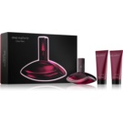 Calvin Klein Deep Euphoria Gift Set  I.  Eau de Parfum 100 ml + Body Lotion  100 ml + Douchegel 100 ml