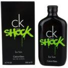 Calvin Klein CK One Shock for Him toaletna voda za moške 200 ml