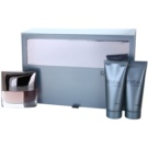 Calvin Klein Reveal set cadou III Apa de Toaleta 100 ml + After Shave Balsam 100 ml + Gel de dus 100 ml