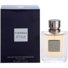 Canali Style Eau de Toilette für Herren 50 ml