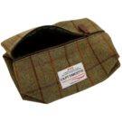 Captain Fawcett Accessories тоалетна чантичка за мъже (Tweed Wash Bag)