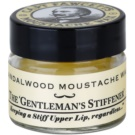 Captain Fawcett Moustache Wax cera para bigode (Sandalwood Moustache Wax) 15 ml