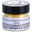 Captain Fawcett Moustache Wax Bartwachs (Lavender Moustache Wax) 15 ml