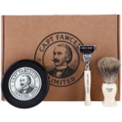 Captain Fawcett Shaving coffret I.