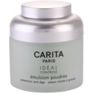 Carita Ideal Controle emulsión con efecto polvos para pieles mixtas y grasas  50 ml