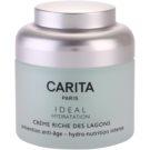 Carita Ideal Hydratation creme hidratante para pele seca (Rich Lagoon Cream) 50 ml