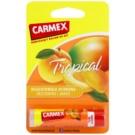 Carmex Tropical Moisturising Lip Balm (Peach and Mango) 4,25 g