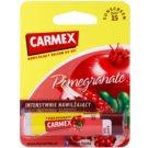 Carmex Pomegranate balsam pentru buze cu efect hidratant SPF 15  4,25 g
