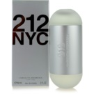Carolina Herrera 212 NYC Eau de Toilette für Damen 60 ml